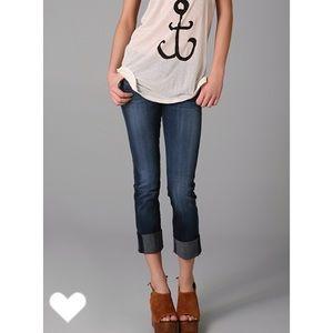Citizens of Humanity Dani Straight Leg Crop Jeans